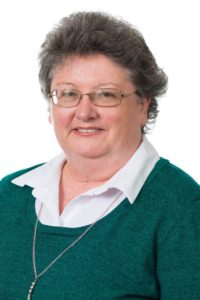 headshot of Christine, telehealth article author
